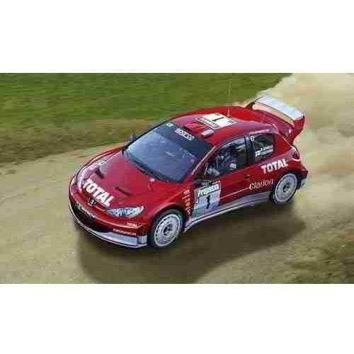 HELLER Peugeot 206 WRC 2003