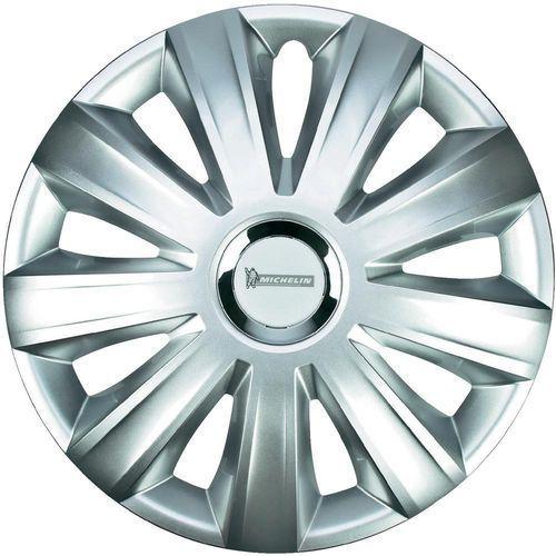 Kołpaki Michelin R15 2MIL92002, srebrny-chrom - produkt dostępny w Conrad.pl