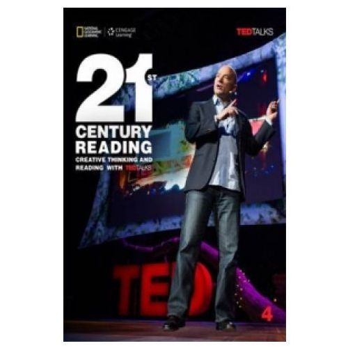 21st Century Reading 4: Creative Thinking and Reading with TED Talks (9781305265721)