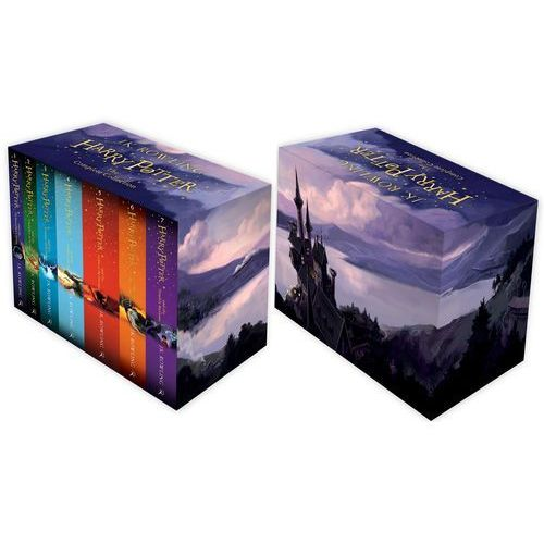 Harry Potter Boxed Set: The Complete Collection (Childrens Paperback) (2018)