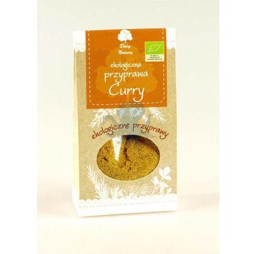 Dary natury Curry eko 60g - (5902768527599)
