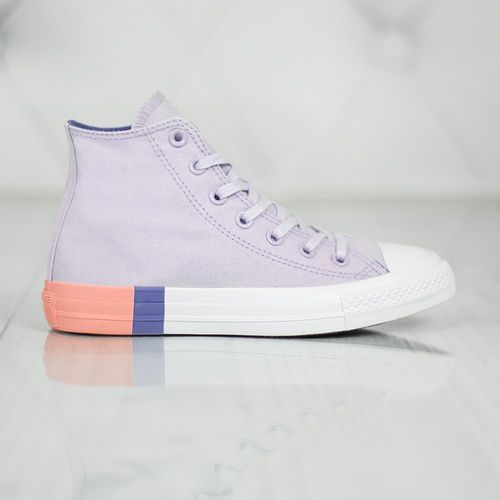 Converse Chuck Taylor All Star C159520, kolor fioletowy