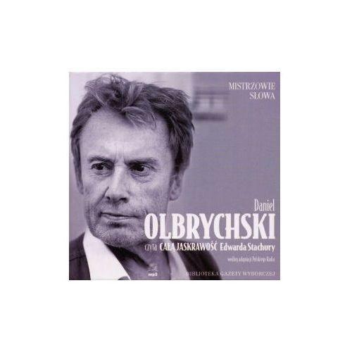 Cała jaskrawość. Audiobook (płyta CD, format mp3), Olbrychski