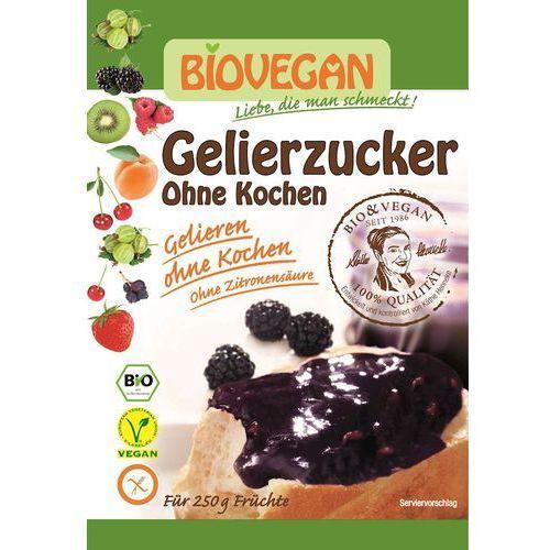Bio vegan (agaranta, drożdże i inne) Cukier żelujący bez gotowania bezglutenowy bio 115 g - bio vegan (4005394154700)