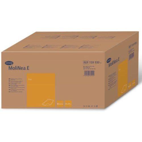 Podkłady chłonne z 6 warstw celulozy HARTMANN MoliNea E 40x60cm - 300szt.