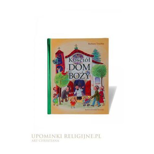 Książeczka dla dzieci Kościół Dom Boży