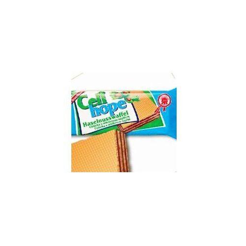 Pecivarne Wafelek z fruktozą i z masą orzechową bez laktozy i cukru bezglutenowy 35g (8586008102318)