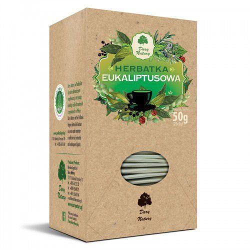Herbata Eukaliptusowa fix 25*2g DARY NATURY, 35ANGHEREU1