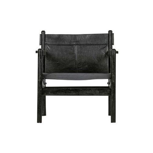 Be Pure Fotel Chill skórzany czarny 800952-Z (8714713089345)