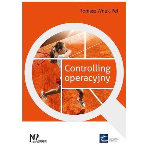 Controlling operacyjny - Tomasz Wnuk-Pel (9788363391263)