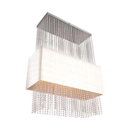 Lampa wisząca GLAMOUR pendant white by AZzardo, 099101 SP