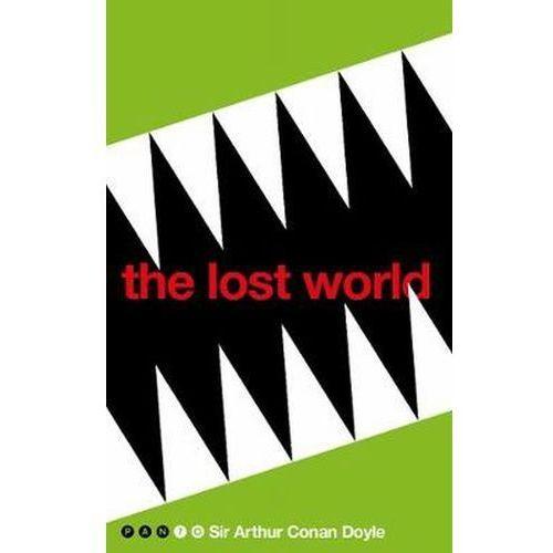 The Lost World - Arthur Conan Doyle (288 str.)