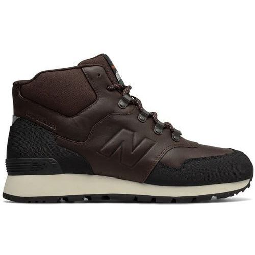 Buty zimowe New Balance HL755BR, kolor brązowy