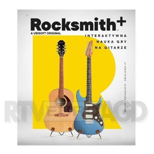 Ubisoft Rocksmith+ interaktywna nauka gry na gitarze (subskrypcja 3 mies.) gra playstation 5