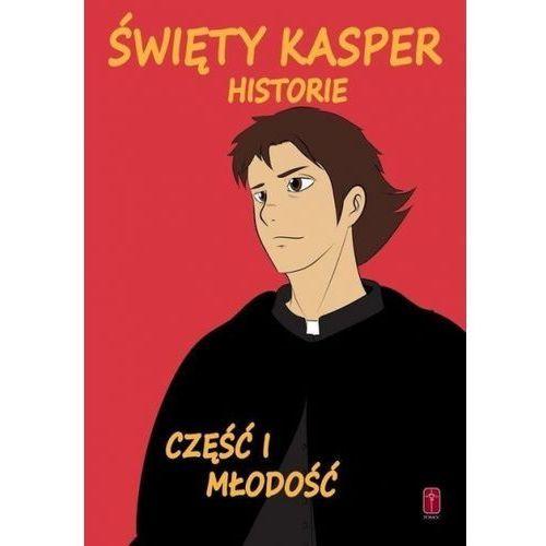 Święty Kasper. Historie cz.1 Młodość (48 str.)