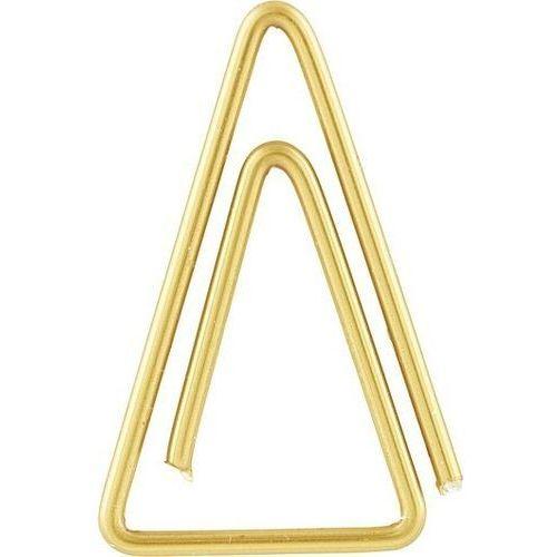 Spinacze Monograph 15 szt. trójkąty
