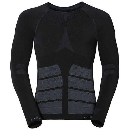 Odlo Koszulka tech. shirt l/s crew neck evolution warm m 180902 - m 180902