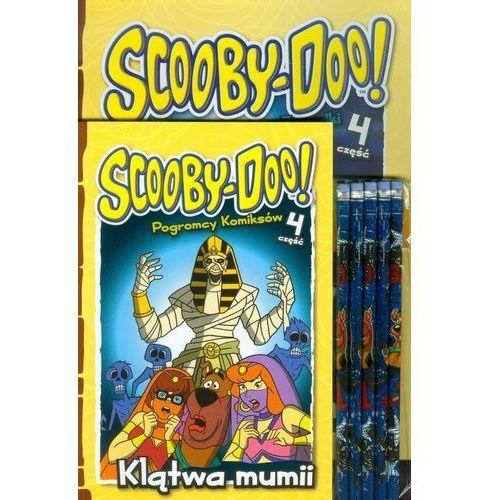 Scooby Doo Klątwa mumii + ołówki