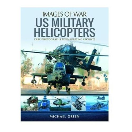 US Military Helicopters (9781473894846)