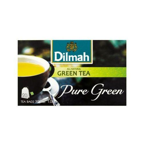 20x1,5g herbata zielona ekspresowa marki Dilmah
