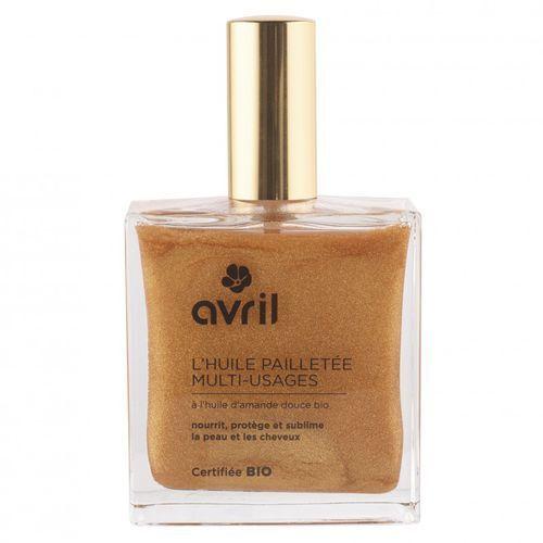 Avril Wielofunkcyjny suchy olejek do ciała i włosów 100ml -