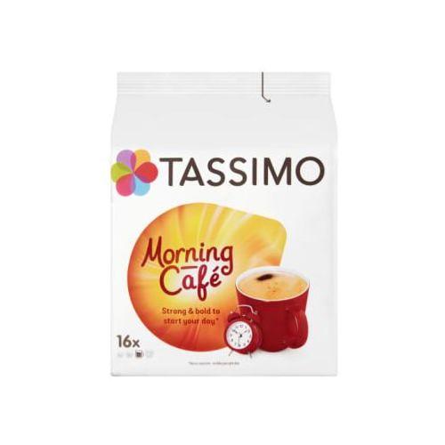Kapsułki z kawą TASSIMO MORNING CAFE