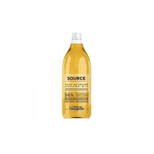 Loreal L'oreal source essentielle nourishing shampoo - naturalny szampon nawilżający włosy suche 1500ml