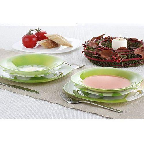 Serwis obiadowy PAQUERETTE GREEN na 6 osób (18 el.) - sprawdź w Garneczki.pl - Wyposażenie Kuchni!