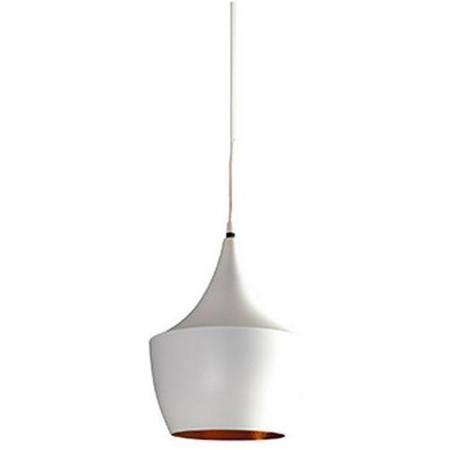 Lampa wisząca AZZARDO Orient LP6008 Biało-złoty + DARMOWY TRANSPORT! (5901238413417)