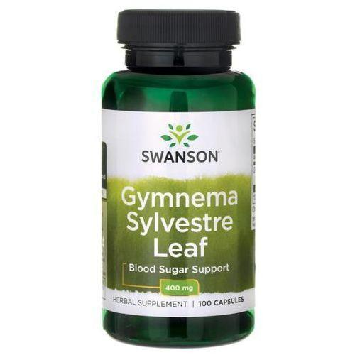Kapsułki Swanson Gymnema Sylvestre 400mg - (100 kap)