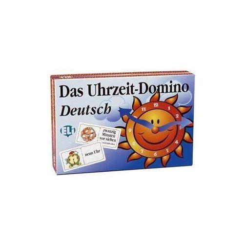Eli Das Uhrzeit-domino Deutsch (9788881480814)