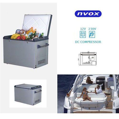 NVOX K82P Lodówka turystyczna samochodowa 82L sprężarkowa 12V 230V - produkt z kategorii- lodówki turystyczne