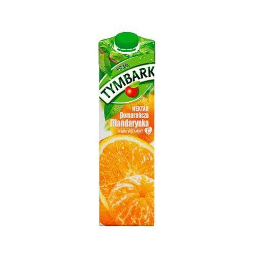1l nektar pomarańcza z hiszpańską mandarynką marki Tymbark