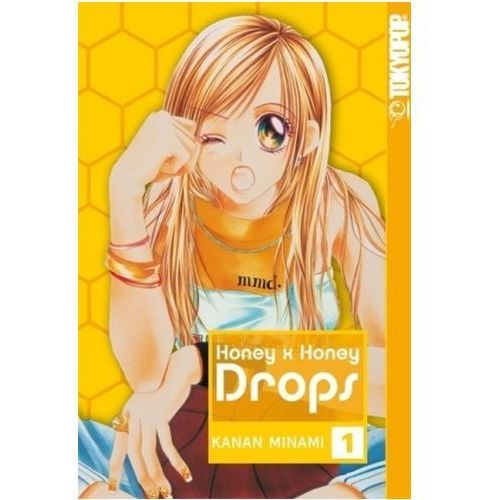 Honey x Honey Drops (2in1 Doppelband). Bd.1