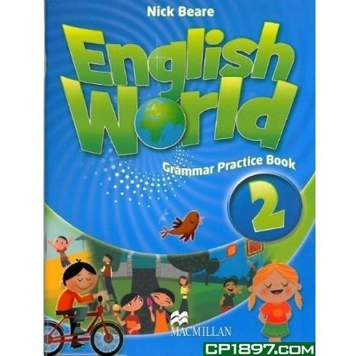 English World 2 Grammar Practice Book, oprawa broszurowa