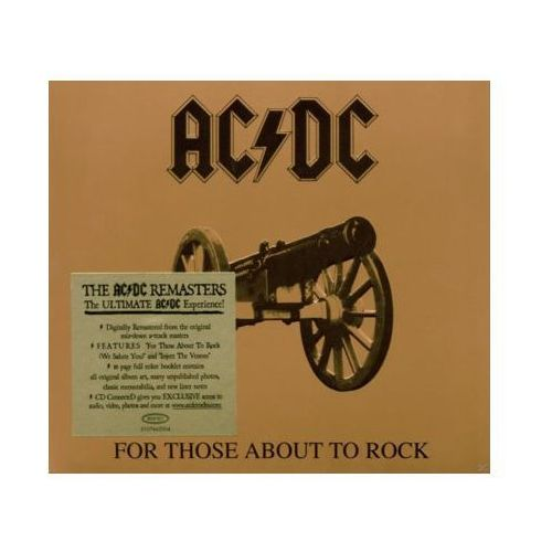 For Those About To Rock (Remastered), 5107662