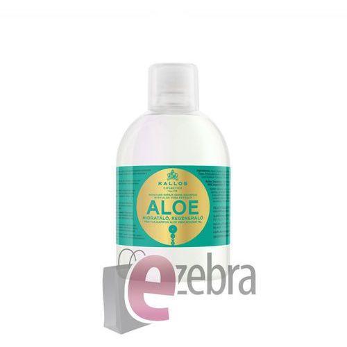 Kallos Aloe Vera Moisture Repair Shine Shampoo 1000ml W Szampon do włosów, 34361