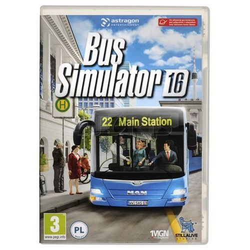 Bus Simulator 2016 (PC)