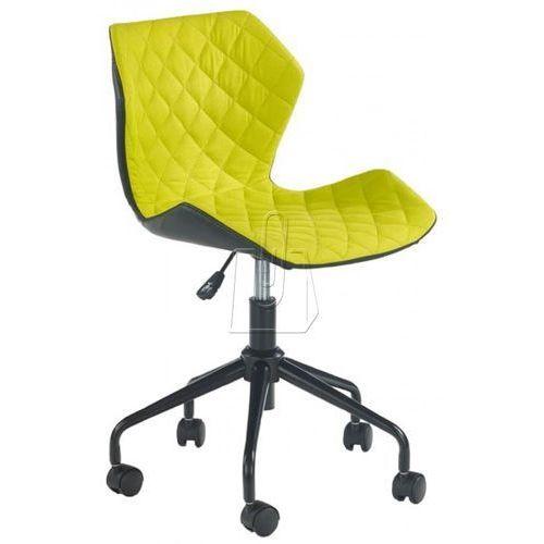 Fotel młodzieżowy matrix zielony - gwarancja bezpiecznych zakupów - wysyłka 24h marki Halmar