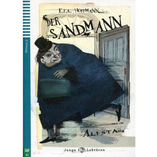 Junge ELI Lekturen - Der Sandmann + CD, oprawa miękka