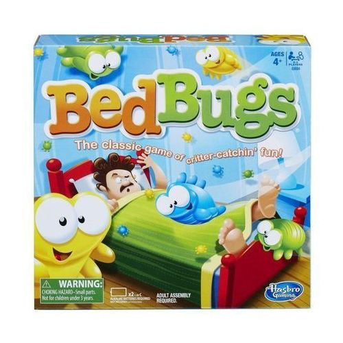 Hasbro Gra bed bugs (5010993464333)