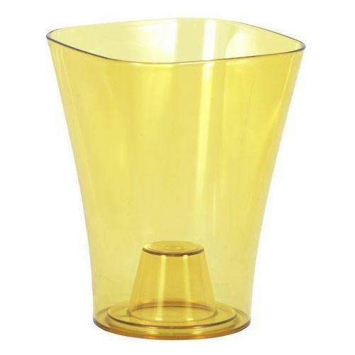 Plastikowy pojemnik na storczyki, żółty, 2 szt. - oferta [4549d8a68f33a51c]