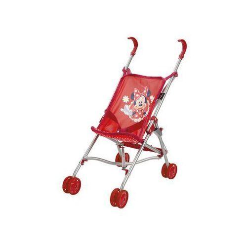 Brimarex, Myszka Minnie, wózek spacerowy dla lalek - oferta [a5094e7a7795d7e5]