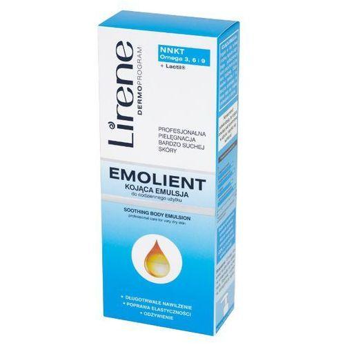 LIRENE 300ml Emolient Kojąca emulsja do skóry bardzo suchej z kategorii balsamy