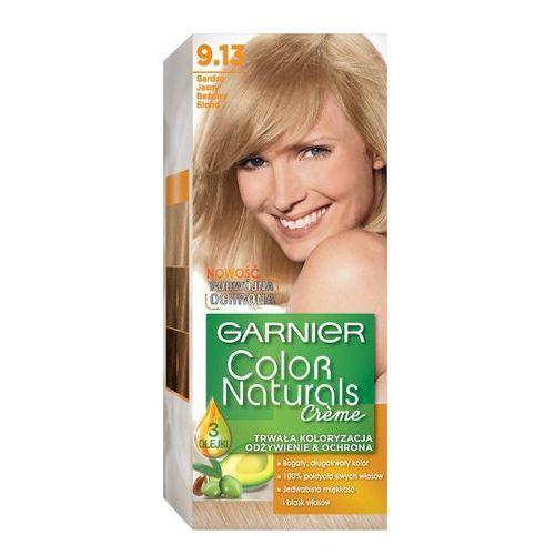 GARNIER Color Naturals Creme Farba do włosów 9.13 Bardzo jasny beżowy blond, LOreal