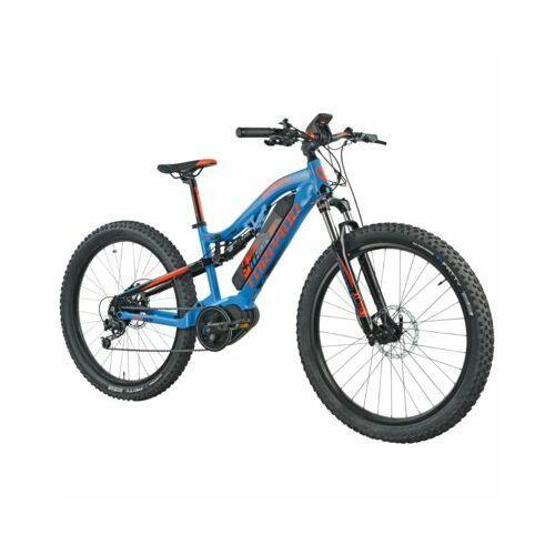 Torpado Rower elektryczny thor maxdrive 27.5 m16 niebiesko-pomarańczowy darmowy transport