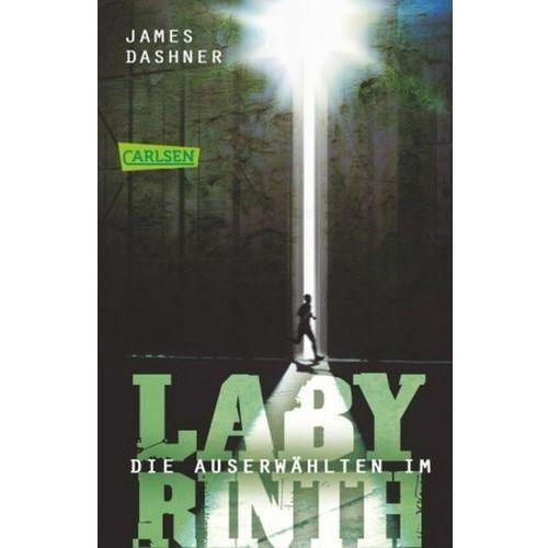 Die Auserwählten - Im Labyrinth Dashner, James
