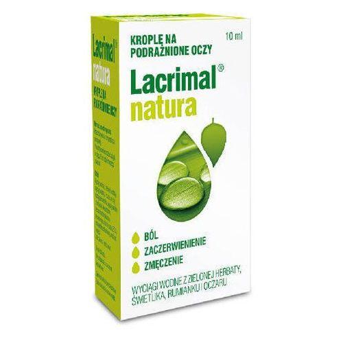 Krople LACRIMAL natura krople 10 ml
