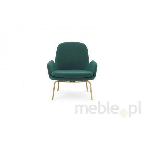 Fotel Era Dębowy z Niskim Oparciem gabriel-fame Normann Copenhagen 602846 - sprawdź w Meble.pl