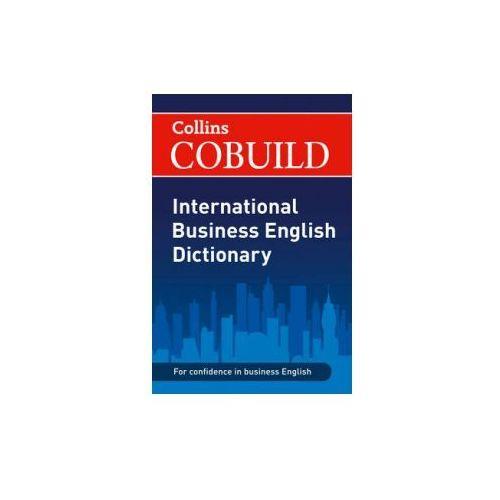 Collins Cobuild. International Business English Dictionary, Collins
